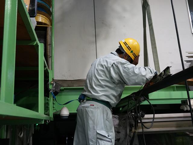 工事業務:設備工事